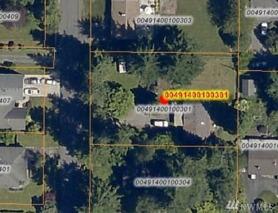 Residential Lots & Land For Sale: 22521 82nd Ave W