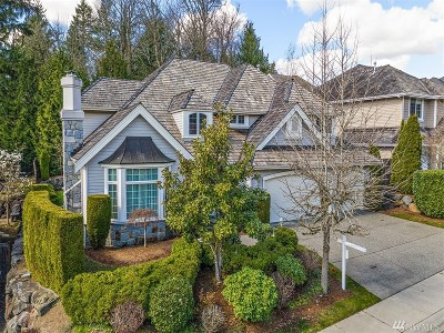 Sammamish Single Family Home For Sale: 4021 194th Pl NE