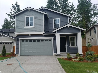 Pierce County Single Family Home For Sale: 8038 116th St Ct SW #Lot21