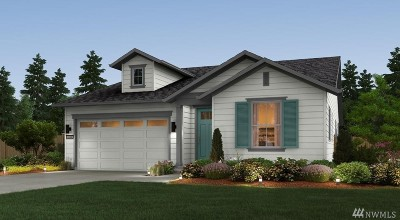 Lakewood Single Family Home For Sale: 7914 116th St Ct SW #Lot30