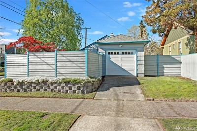 Seattle Single Family Home For Sale: 5104 8th Ave NW