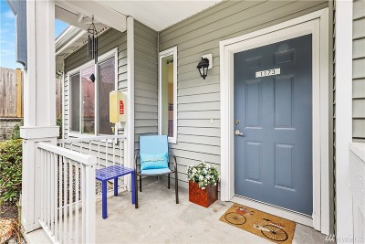 Bothell Condo/Townhouse For Sale: 14915 38th Dr SE #Z1173