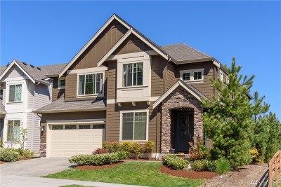 Sammamish Single Family Home For Sale: 22798 SE 32nd St