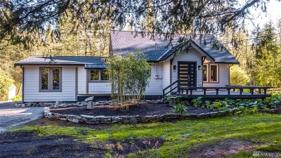 Whatcom County Single Family Home For Sale: 1239 Kelly Rd