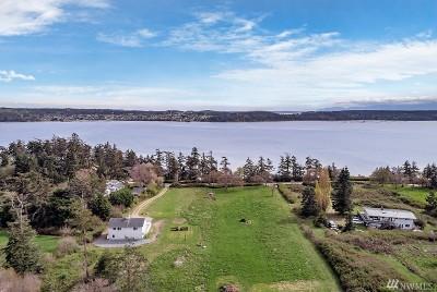 Oak Harbor Single Family Home For Sale: 1400 Penn Cove Rd