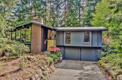Bellevue Single Family Home For Sale: 15133 SE 47th Place