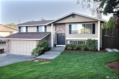 Tacoma Single Family Home For Sale: 3614 Larchmont Ave NE