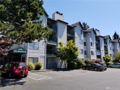 Shoreline Condo/Townhouse For Sale: 1522 NE 175th St #106