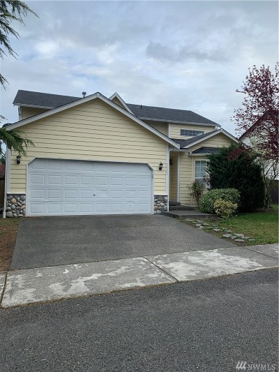 Pierce County Single Family Home For Sale: 7921 193rd St Ct E