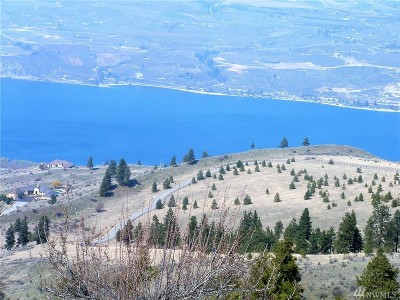 Chelan, Chelan Falls, Entiat, Manson, Brewster, Bridgeport, Orondo Residential Lots & Land For Sale: 294 Hawks Ridge Rd