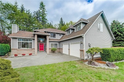 Mukilteo Single Family Home For Sale: 12927 50th Place W