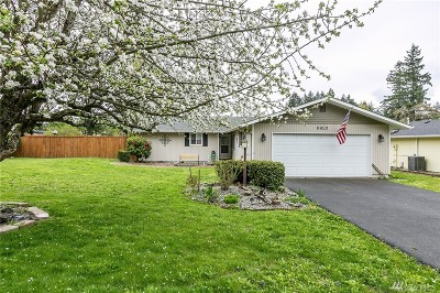 Thurston County Single Family Home For Sale: 6923 5th Wy SE