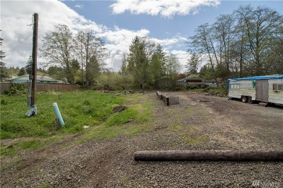 Grays Harbor County Residential Lots & Land For Sale: 301 W Farrell St