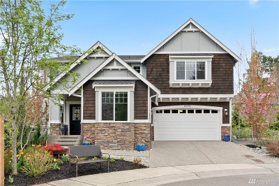 Bothell Single Family Home For Sale: 8638 NE 177th Place