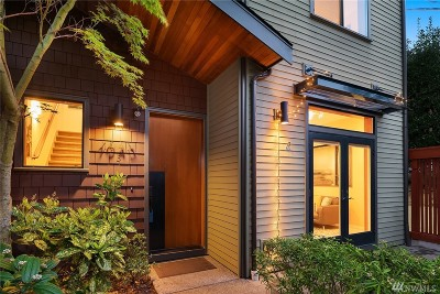 Seattle Single Family Home For Sale: 1943 7th Ave W #B