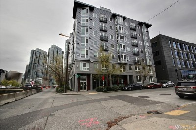 Seattle Condo/Townhouse For Sale: 699 John St #412