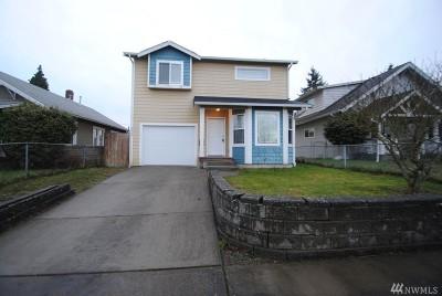 Tacoma Single Family Home For Sale: 5937 S I St