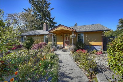 Tacoma Single Family Home For Sale: 7021 SW 87th St