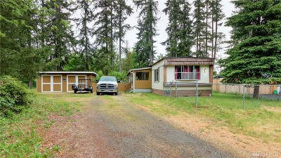 Spanaway Single Family Home For Sale: 6909 197th St E