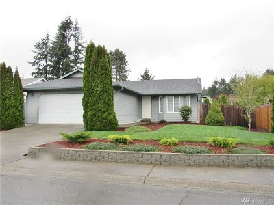 Covington WA Single Family Home Sold: $385,000
