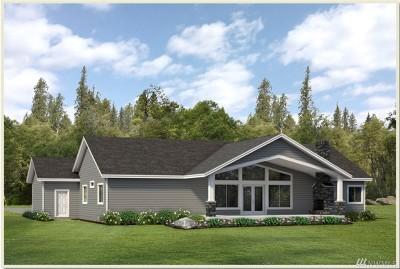 Hansville Single Family Home Pending Inspection: 38663 Benchmark Ave NE