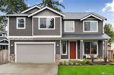 Lynnwood Single Family Home For Sale: 14211 24th Ave W