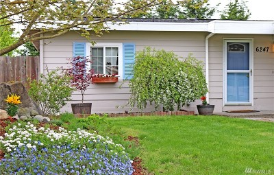 Tacoma Single Family Home For Sale: 6247 28th St NE