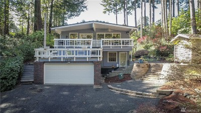 Olympia Single Family Home For Sale: 2515 Country Club Rd NW