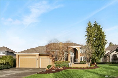 Sammamish Single Family Home For Sale: 430 245th Ave SE