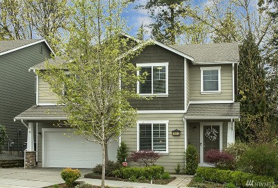 Snohomish Single Family Home Contingent: 11812 57th Ave SE