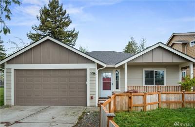 Tacoma Single Family Home For Sale: 117 122nd St Ct E