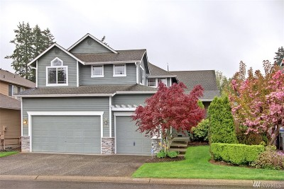 Bothell Single Family Home For Sale: 19111 33rd Ave SE