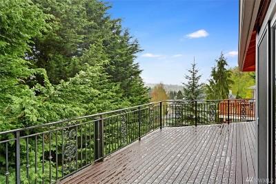 Kirkland Single Family Home For Sale: 12333 93 Ave NE