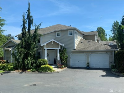 Sammamish Condo/Townhouse For Sale: 23742 SE 36th Lane #H1