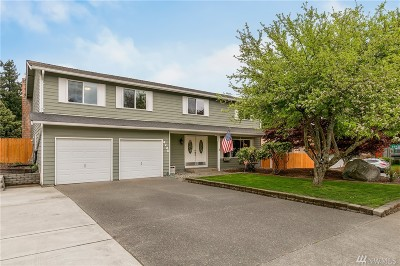 Federal Way Single Family Home For Sale: 4726 SW 313th Place