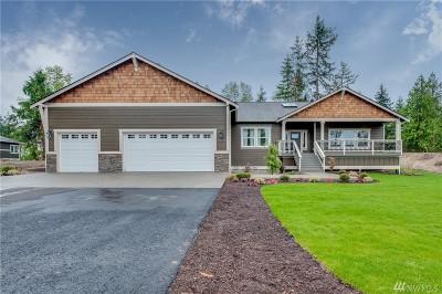 Hansville Single Family Home For Sale: 38651 Benchmark Ave NE