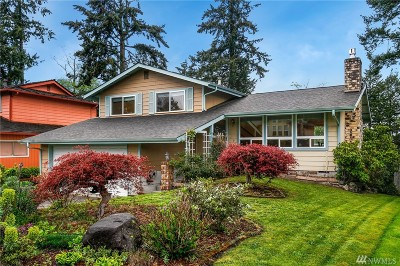 Federal Way Single Family Home For Sale: 33306 29th Place SW
