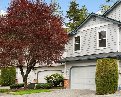Bothell Single Family Home For Sale: 18729 20th Dr SE