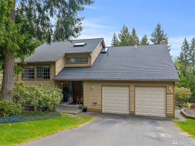 Bremerton Single Family Home For Sale: 5090 NW Terrace View Dr