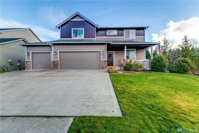 Yelm Single Family Home For Sale: 15445 Kayla St SE