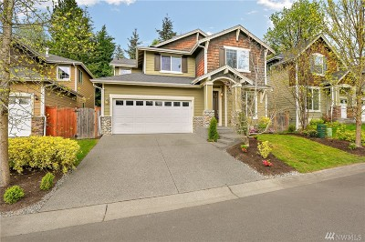 Woodinville Single Family Home For Sale: 20413 128th Place NE