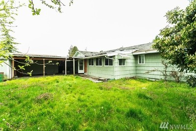 Pierce County Single Family Home For Sale: 1718 118th St S