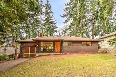 Seattle Single Family Home For Sale: 2553 NE 134th Street