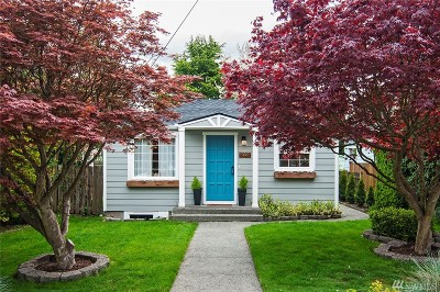 Seattle Single Family Home For Sale: 9028 7th Ave NW