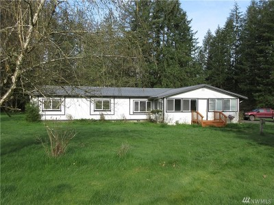 Lewis County Single Family Home For Sale: 363 Hawkins Rd
