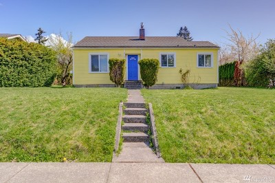 Bellingham WA Single Family Home For Sale: $310,000