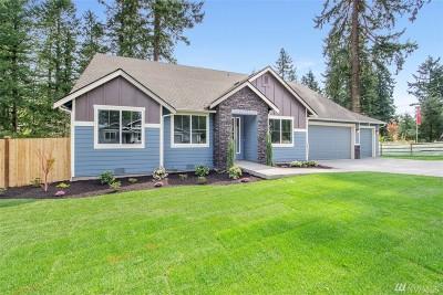 Spanaway Single Family Home For Sale: 14408 18th Av Ct S