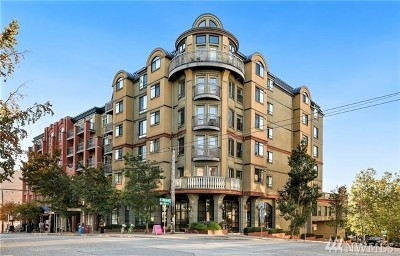 Condo/Townhouse For Sale: 133 Queen Anne Ave N #406