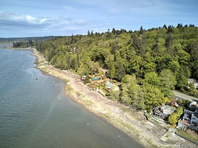 Hood Canal Real Estate Waterfront Homes For Sale   Hood