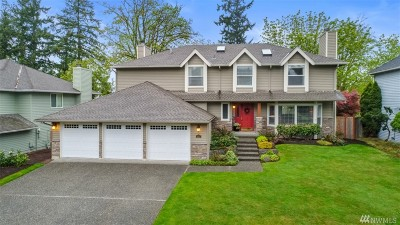 Single Family Home For Sale: 8217 127th Ave SE